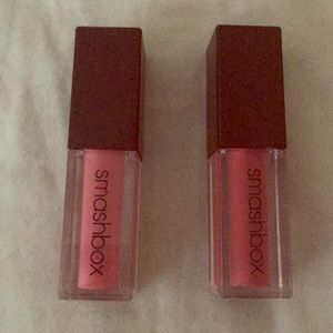 2 Smashbox Liquid Lipsticks